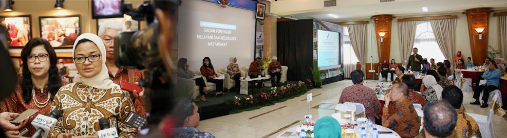 100 HK Kepala Badan POM, Jakarta - Desember 2016