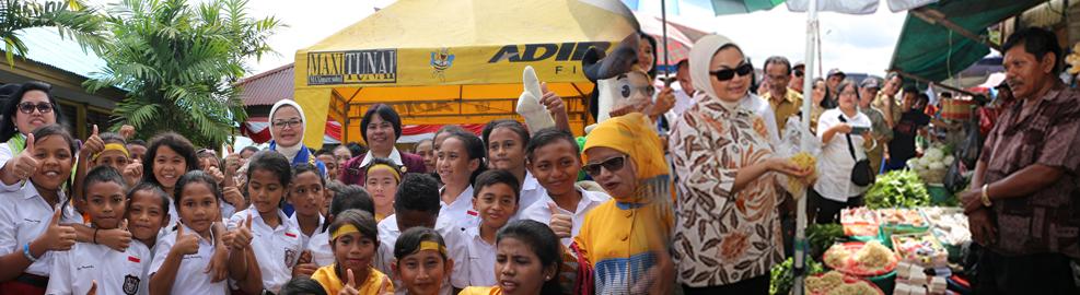 Kunjungan Kerja Badan POM ke Ambon, Ambon - Mei 2017