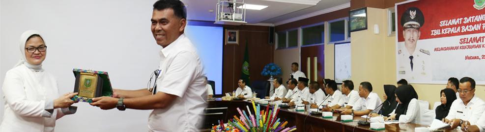 Kunjungan Kerja Kepala Badan POM terkait Rencana Pendirian Balai POM, Natuna - 22 Maret 2017