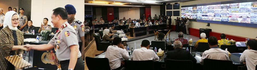Penandatanganan Pedoman Kerjasama Badan POM - POLRI, Jakarta - Oktober 2016